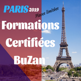 Formations Certifiées Buzan Paris